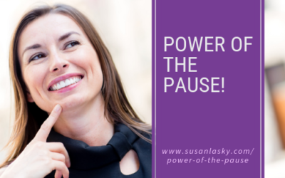 POWER of the PAUSE!